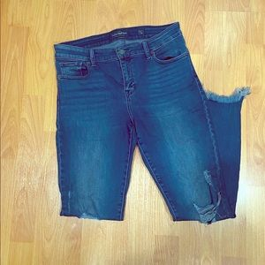 Lucky Brand Ava Ankle jeans
